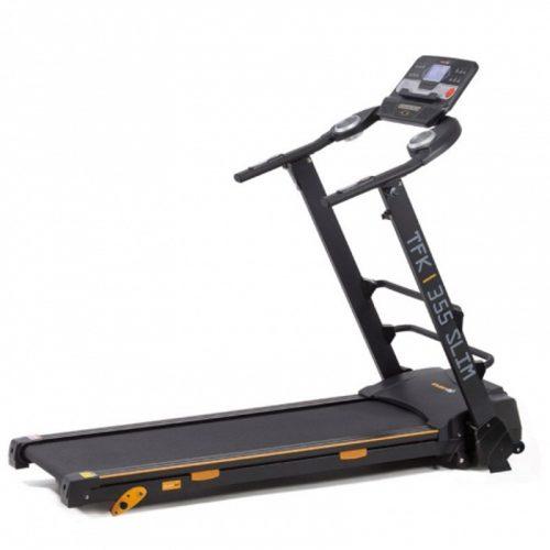 Διάδρομος Γυμναστικής TFK 355 Slim Everfit - Διάδρομος γυμναστικής με αναδίπλωση στα 25cm για την απόλυτη εξοικονόμηση χώρου.