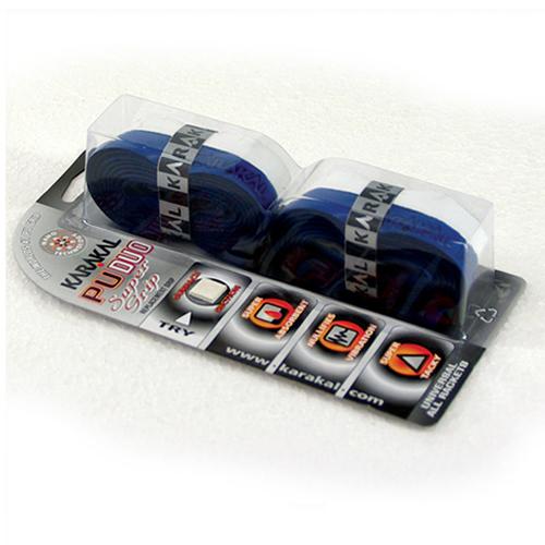 Karakal PU Super Grip ίδια χρώματα - συσκευασία των 2