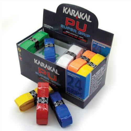 Karakal PU Super Γκριπ Ποικιλία