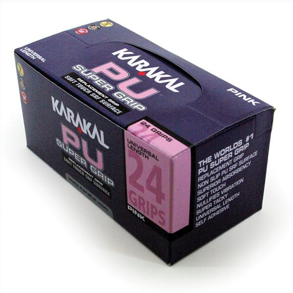 Karakal PU Super Γκριπ,Ροζ
