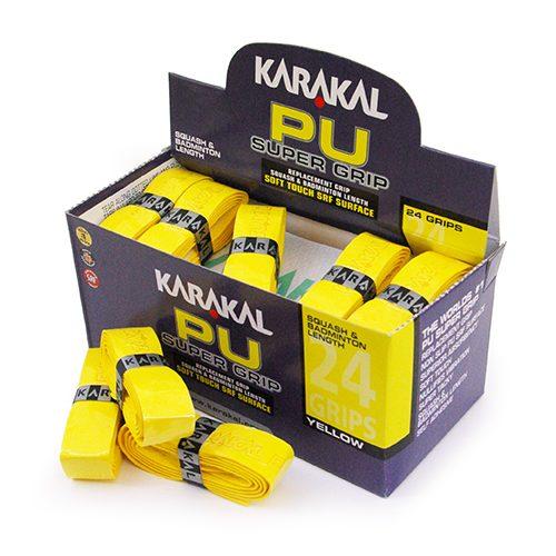 Karakal PU Super γκριπ, Κίτρινο