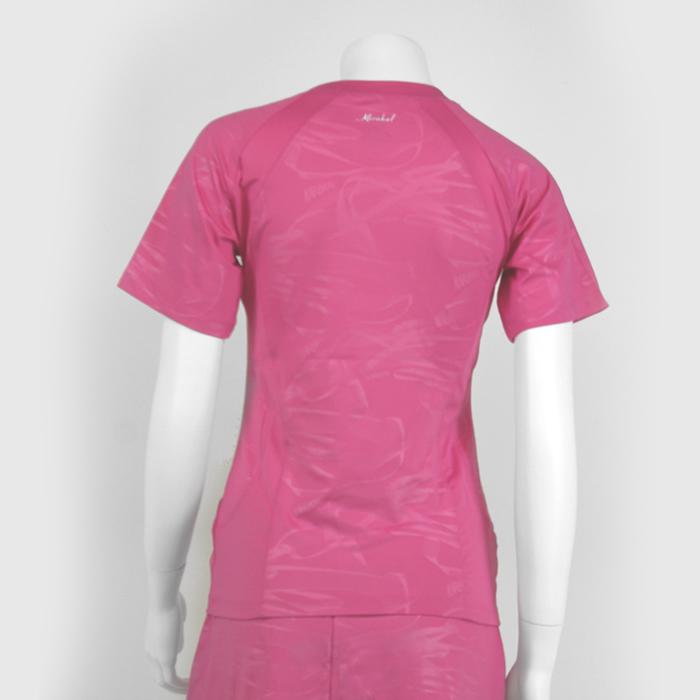 Karakal Kross Kourt μπλουζάκι Ροζ
