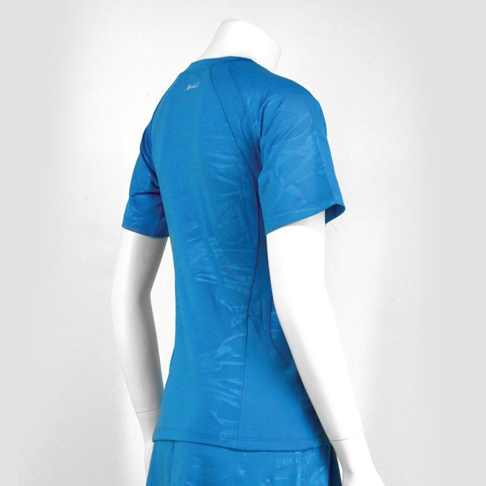 Karakal Kross Kourt μπλουζάκι Γαλάζιο