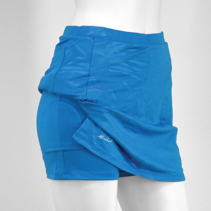 Karakal Kross Kourt φούστα, Μπλε μοτίβο
