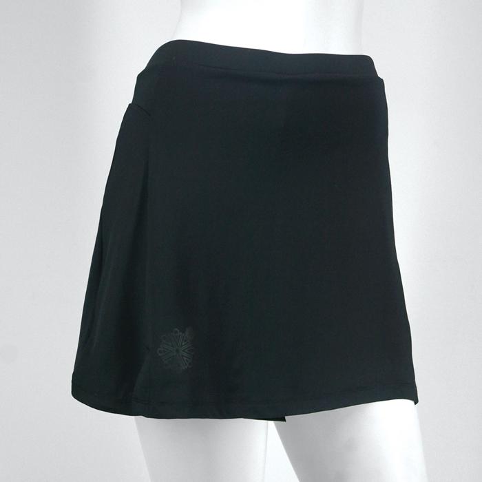 Karakal Kross φούστα,Μαύρη