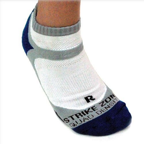 Karakal X4-Technical κάλτσα προπόνησης, Λευκή