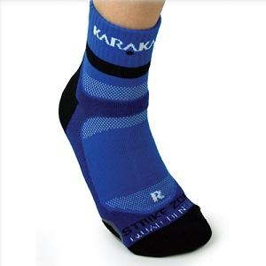 Karakal X4-Technical κάλτσα αστραγάλου,Μπλε