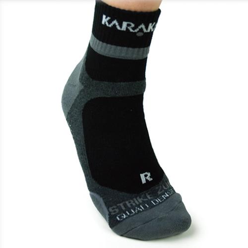 Karakal X4-Technical κάλτσα αστραγάλου,Μαύρη