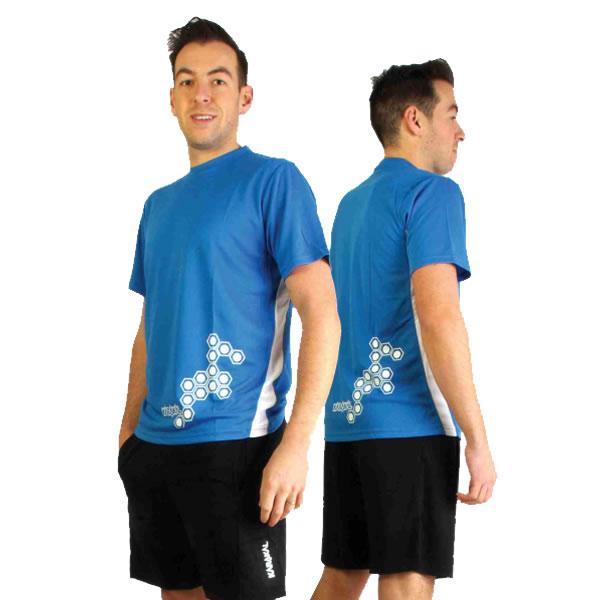 Karakal Pro μπλουζάκι Γαλάζιο