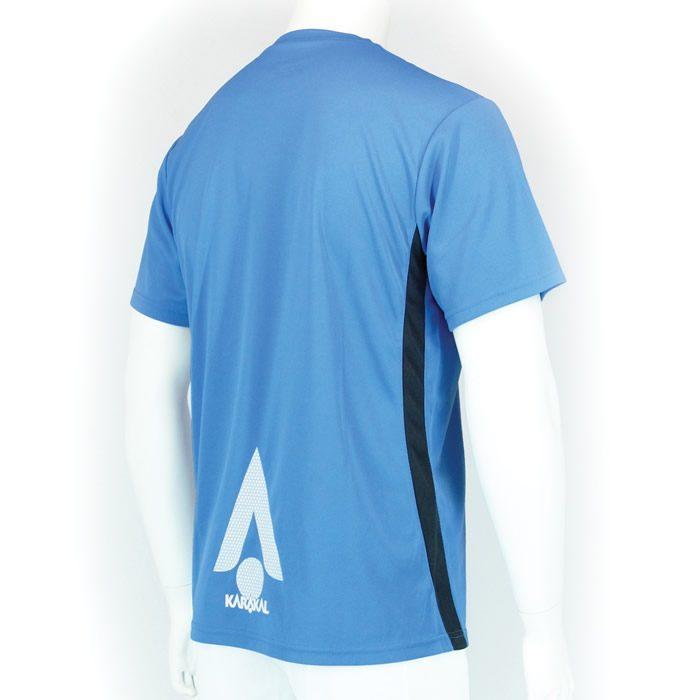 Karakal Pro μπλουζάκι Γαλάζιο 2016