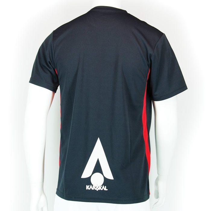 Karakal Pro Μπλουζάκι Graphite 2016