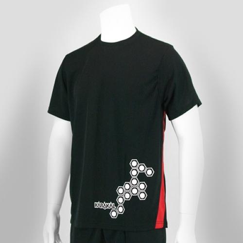 Karakal Pro μπλουζάκι Μαύρο
