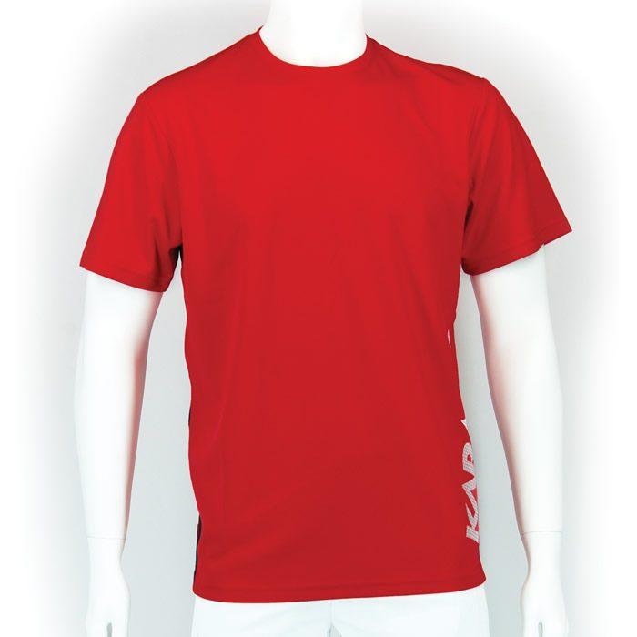 Karakal Pro μπλουζάκι κόκκινο 2016