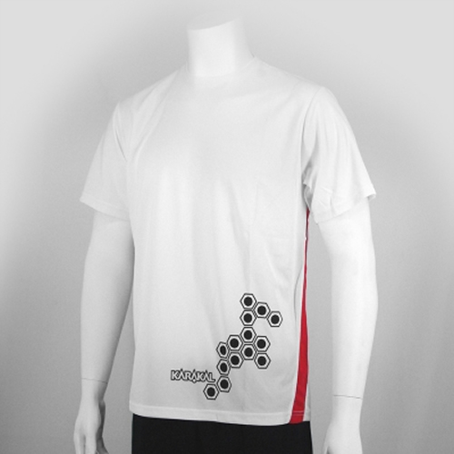 Karakal Pro μπλουζάκι,Λευκό