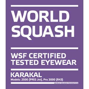 Karakal Pro 2500 - Sports Προστασία των ματιών