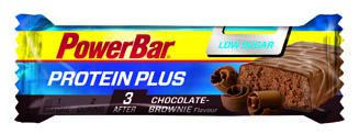 Protein Plus χαμηλή περιεκτικότητα σε ζάχαρη,Σοκολάτα,Μπράουνι 35gr