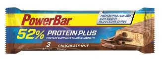Protein Plus 52% Σοκολάτα καρύδι 50gr
