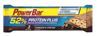 Protein Plus 52% μπισκότα,κρέμα 50gr