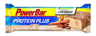 Protein Plus χαμηλή περιεκτικότητα σε ζάχαρη, Chai Latte Βανίλια 35gr