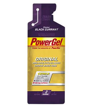 PowerGel μαύρη σταφίδα 41gr