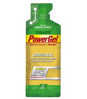 PowerGel πράσινο Μήλο 41gr
