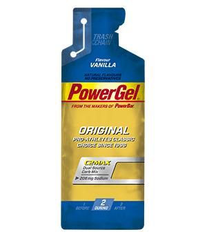 PowerGel Βανίλια 41gr