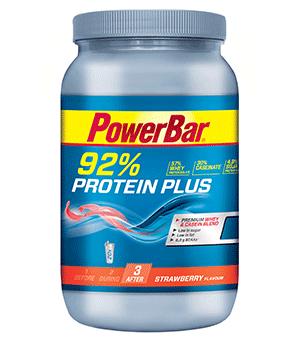 Protein Plus Φράουλα 92% 600 gr