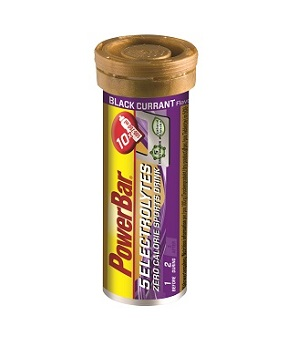 5 Electrolytes 10 ταμπλέτες, μαύρη σταφίδα