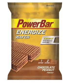 Energize Wafer σοκολάτα φιστίκι 40gr
