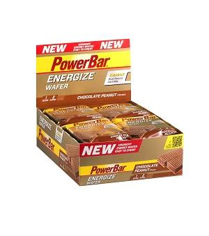 Energize Wafer σοκολάτα,φιστίκι 12x40gr