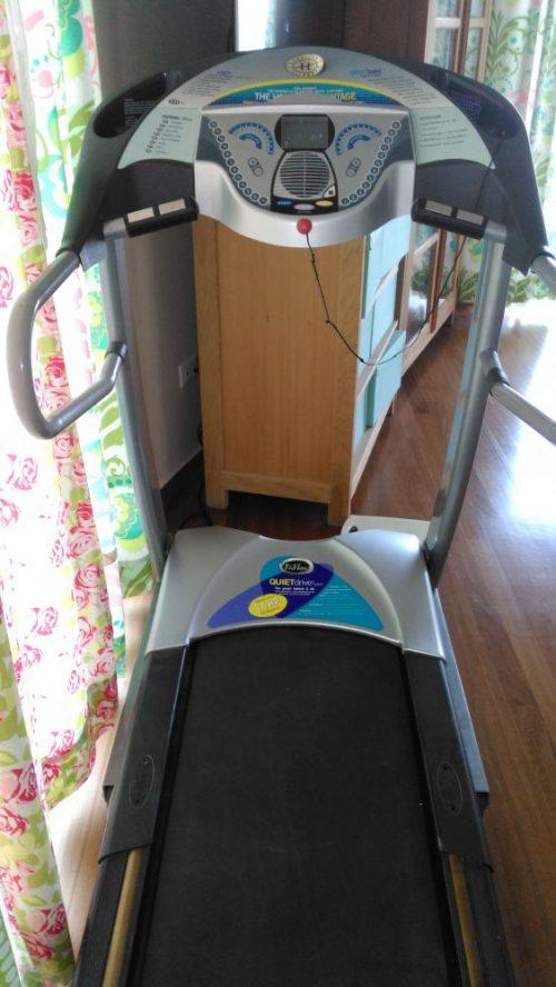Μεταχειρισμένος Διάδρομος Γυμναστικής Horizon Fitness Ti 31