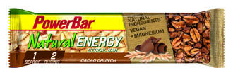 Natural Energy Δημητριακών με Κακάο 40gr