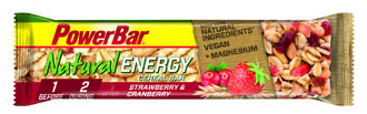 Natural Energy δημητριακών, φράουλα,μούρα 40gr
