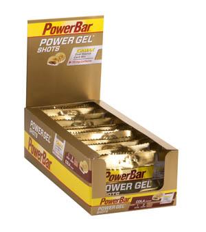 PowerGel Shots Κόλα 16x60gr