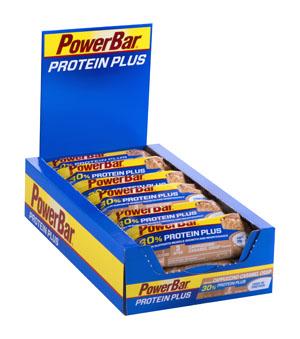 Protein Plus 30 % καπουτσίνο,Καραμέλα 15x55gr