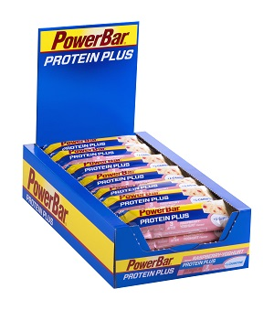 Protein Plus + L-Καρνιτίνη βατόμουρο γιαούρτι 30x35gr