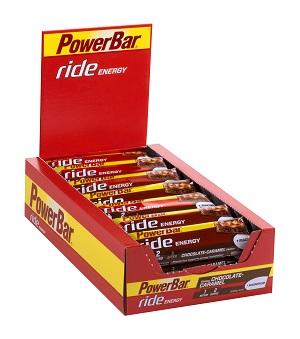 Ride Energy φιστίκι,καραμέλα 18x55gr
