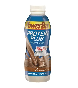 Protein Plus Sports γάλα Σοκολάτα 500ml