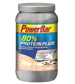 Protein Plus Στρατσιατέλα 80% 700 gr