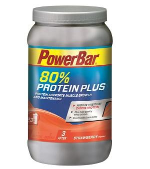 Protein Plus Φράουλα 80% 700 gr