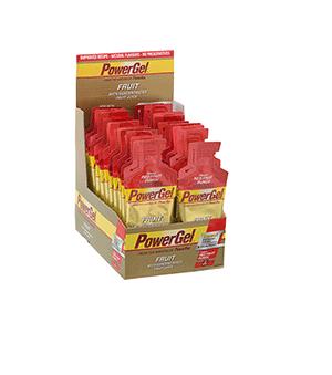 PowerGel κόκκινα φρούτα 24x41gr