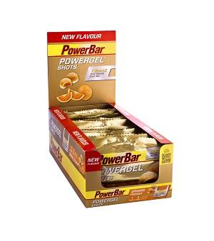 PowerGel Shots Πορτοκάλι16x60gr