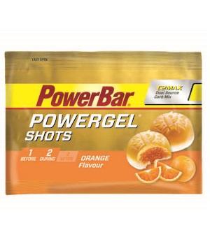 PowerGel Shots Πορτοκάλι 60gr