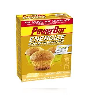 Energize Muffin Καραμέλα Βανίλια 14x40gr