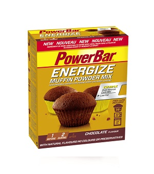 Energize Muffin Σοκολάτα 14x40gr