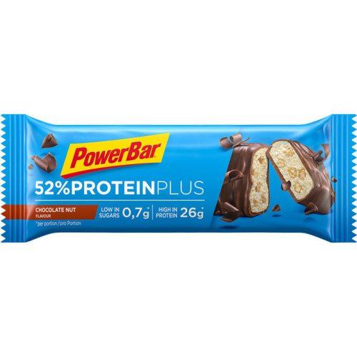 PowerBar 52 Protein Plus Chocolate Nut 50g 700x700px RGB