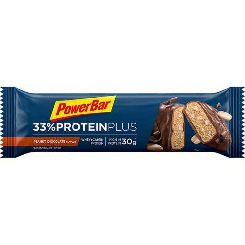 PowerBar 33 Protein Plus Peanut Chocolate 90g 700