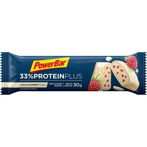 PowerBar 33 Protein Plus Vanilla Raspberry 90g 700 2