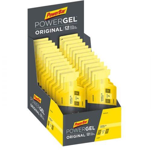 PowerBar PowerGel Original Secondary Packshots Vanilla  700