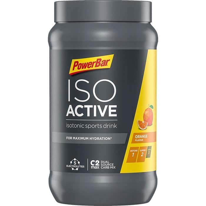 PowerBar Isoactive Orange 600g